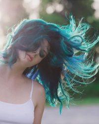 Blue Hair Dye York, PA Salon