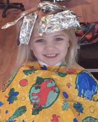 Children's Hair Coloring York, PA Salon