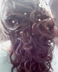 Loose Curls Wedding Hair York, PA