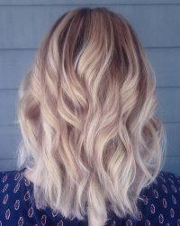 Mid-Length Blonde Hair York, PA
