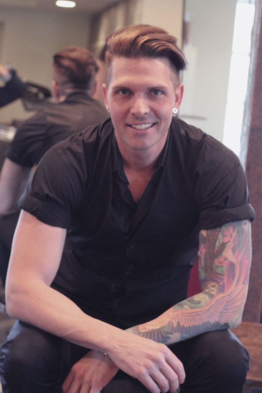 Neil Rohrbaugh - Salon Owner & Hair Stylist - York, PA