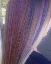 Pink, Blue, Gold, Hair in York, PA