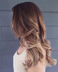 Wavy Brown Hair York, PA Salon