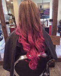 Wavy Bright Red Hair York, PA