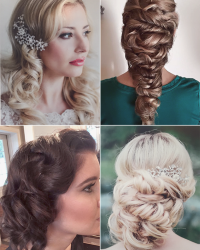 Wedding Hair and Makeup Artist in York PA
