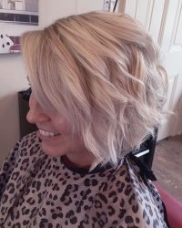 York, PA Salon - Short Wavy Hair