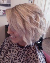York, PA Salon - Short Wavy Hair